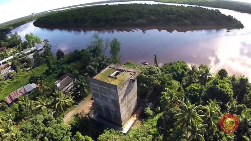 Lokasi Gedung Sarang Burung Walet Berkualitas Tinggi (youtube.com)
