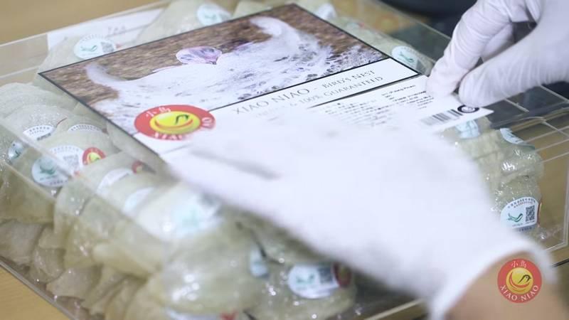Proses Pengepakan Sarang Walet untuk Dijual ke Pelanggan (youtube.com)