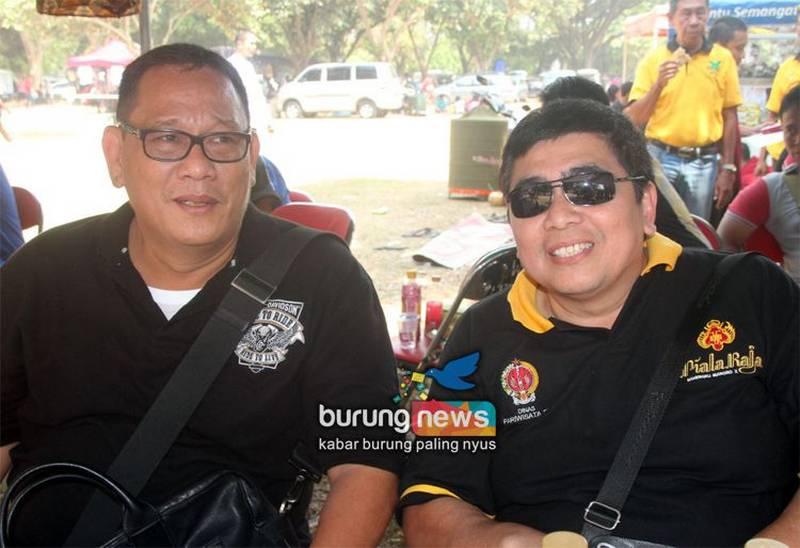 Bang Boy dan Bagiya Rakhmadi (burungnews.com)