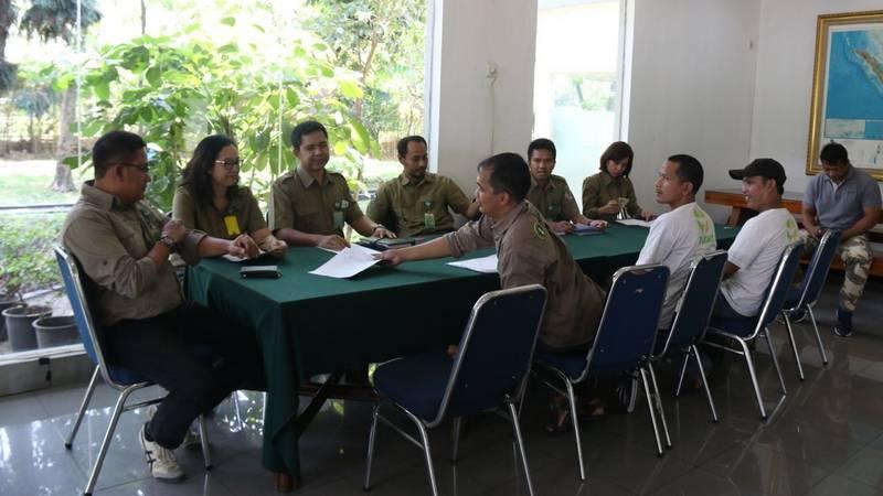 Pertemuan Flight dengan Kementerian LHK (kumparan.com)
