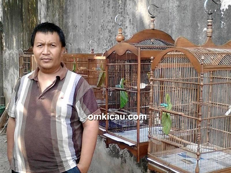Ridho Arianto Figas Bird Farm Jogja (omkicau.com)