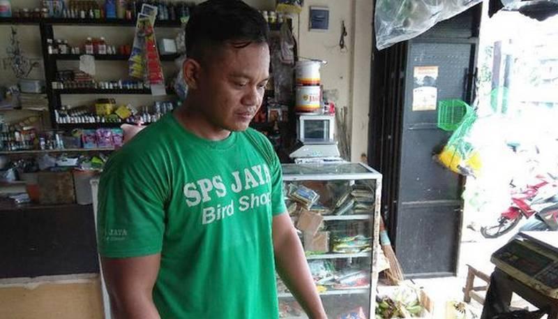 Giyanto Bisnis Pakan Burung Kios SPS Jaya (detik.com)