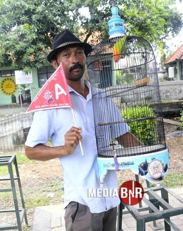 Abah Mat dan Lovebird Roro 2 (mediabnr.com)