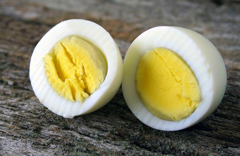 Telur rebus untuk Kenari (dagelan.co)