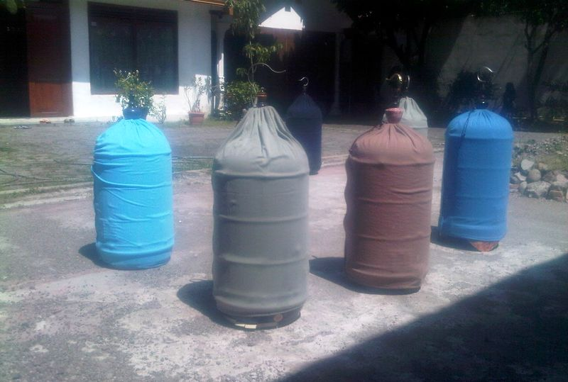 Terapi Sauna Kerodong Lovebird (arvabird.blogspot.com)