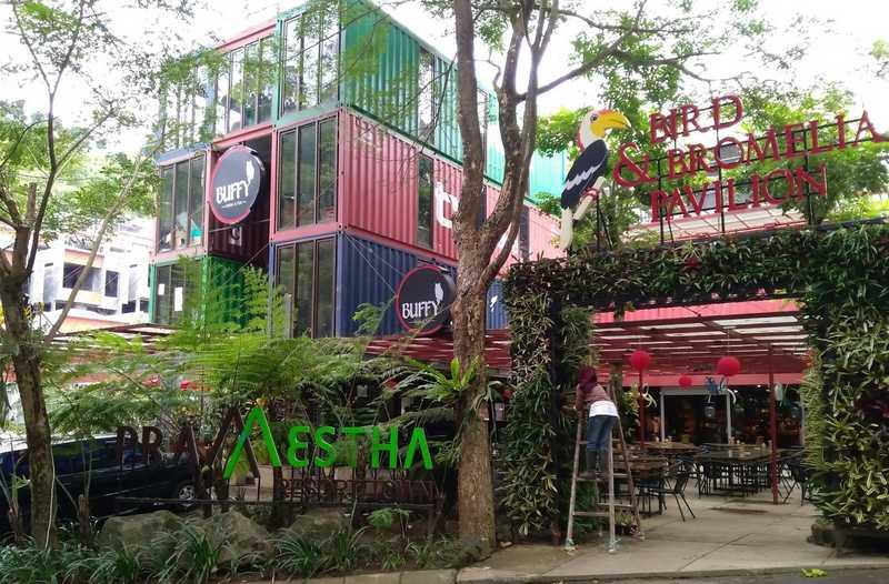 Taman Burung di Bandung (mrandmrsleonard.blogspot.com)