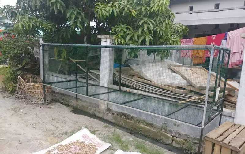 Kandang Umbaran Murai Batu (olx.co.id)