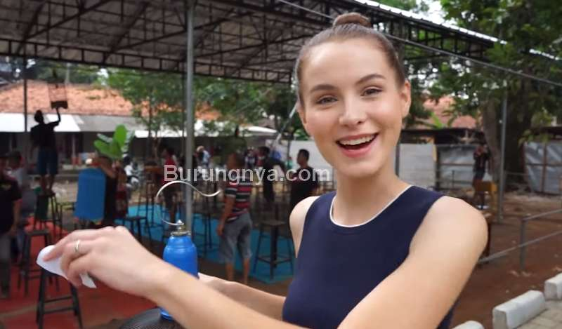 Bule Cantik Ikut Gantang Lovebird (youtube.com)
