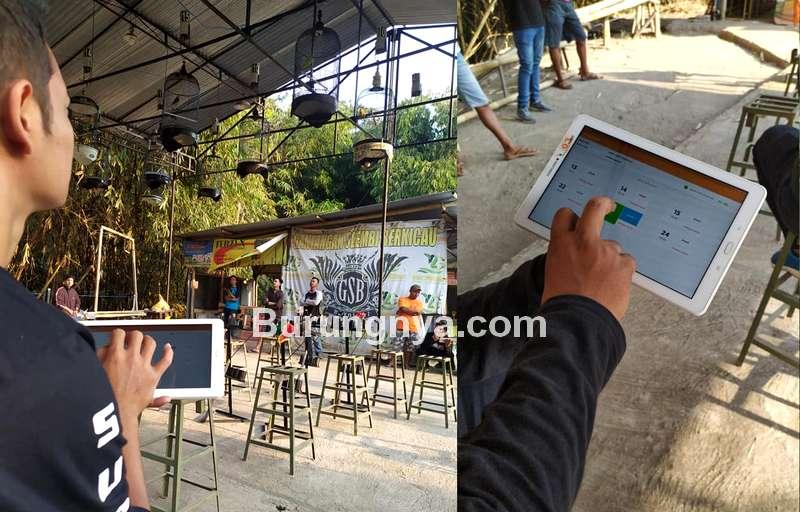 Lomba Burung dengan Sistem Aplikasi Juri Kicau (Bonafide Indonesia Community)