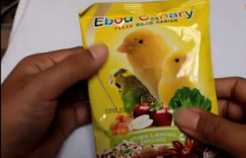 Review Pakan Kenari Ebod Canary (youtube.com)