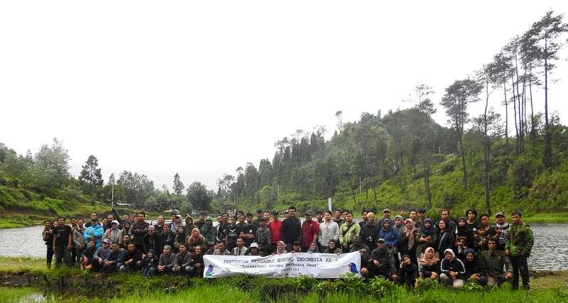 peserta pertemuan pengamat burung Indonesia (PPBI) ke-9 di Purwokerto, Banyumas (mongabay.co.id)
