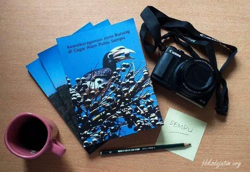Ebook Buku Jenis Burung di Cagar Alam Pulau Sempu (bbksdajatim.org)