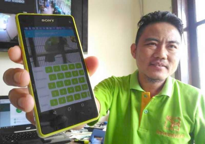 Aplikasi Gantangan Burung Online (malangvoice.com)