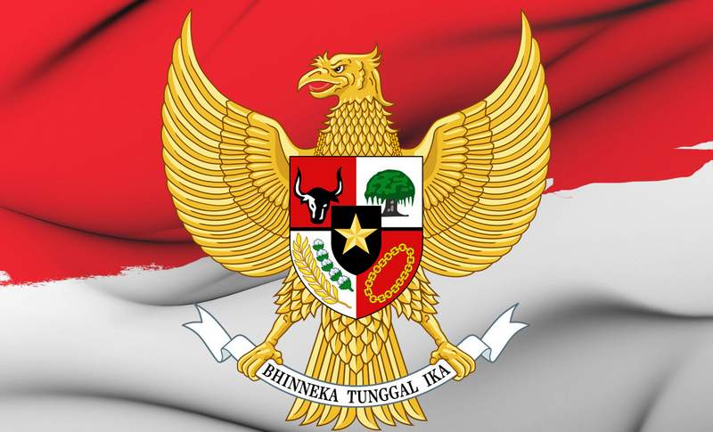 Burung Garuda Pancasila (goodnewsfromindonesia.id)