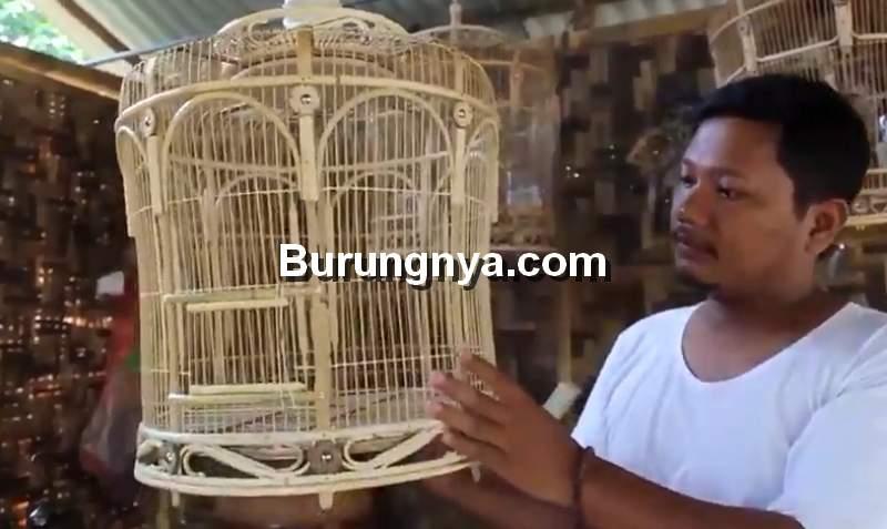 Sangkar Burung Perkutut Mataraman yang Langka (youtube.com)