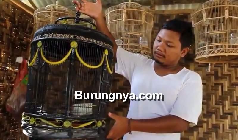 Sangkar Burung Perkutut Unik (youtube.com)