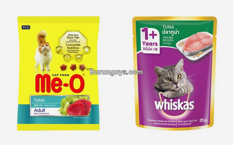 Harga Whiskas dan Me-O di Indomaret (klikindomaret.com)