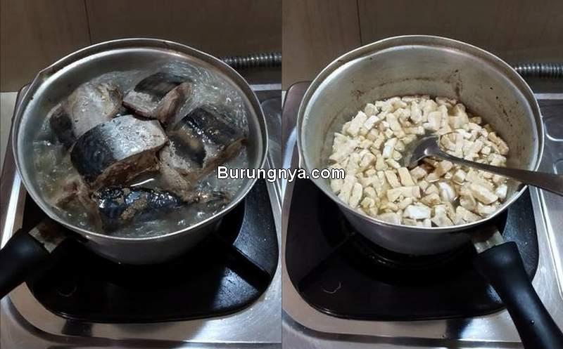 Cara Membuat Makan Kucing Murah dari Ikan dan Tempe (cookpad.com)