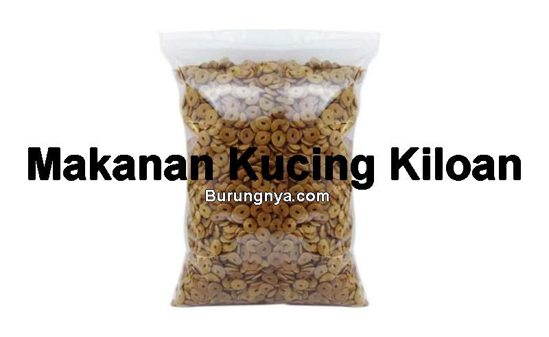 Makanan Kucing Kiloan (blibli.com)
