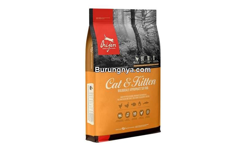Orijen Cat Food Makanan Kucing Premium (amazon.com)