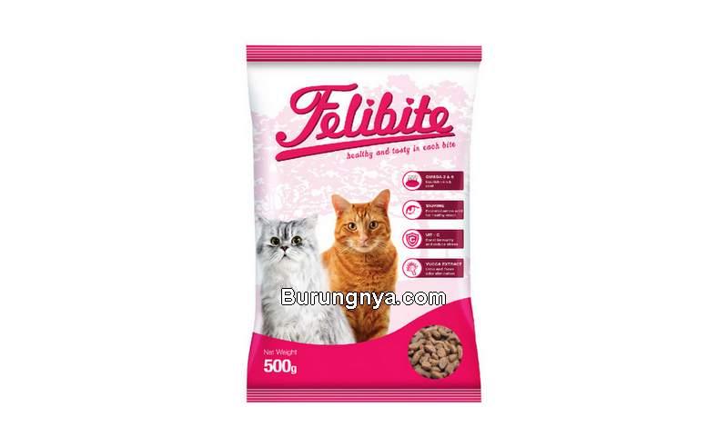 Makanan Kucing Murah Felibite (tokopedia.com)