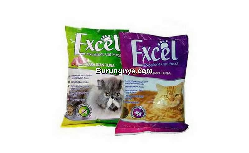 Makanan Kucing Murah Excel (carousell.com)