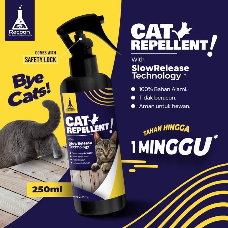 Cat repellent cairan pengusir kucing (shopee.co.id)