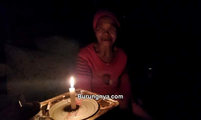 Nenek Tua Hidup Sendiri Tanpa Listrik Cuma Ditemani Kucing (kitabisa.com)
