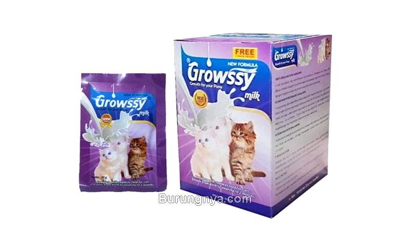 Susu Kucing Growssy Milk (blibli.com)