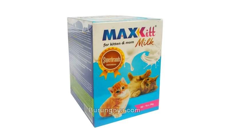 Susu Kucing Max Kitten Milk (blibli.com)