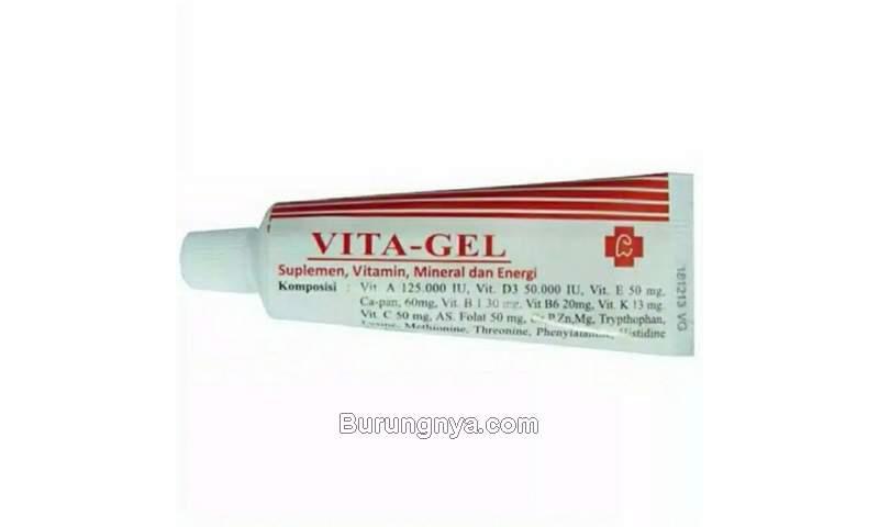 Vitamin Kucing Vita-Gel (lazada.co.id)